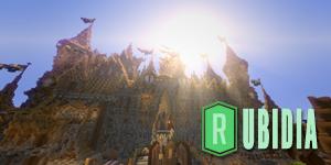 Rubidia, Serveur RPG