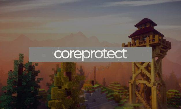 CoreProtect – Plugin – 1.8 → 1.17