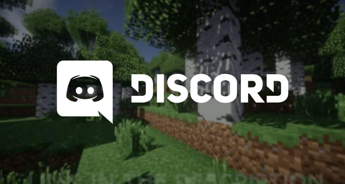 Discord Minecraft