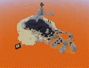L'île principale de Sea of Flammes.