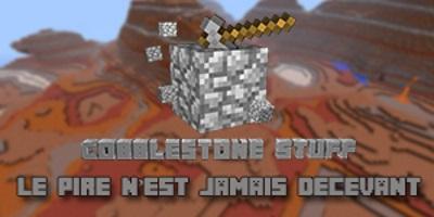 Cobblestone Stuff [#6]