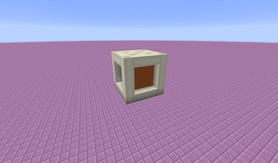 Voici ma structure que je veux copier puis coller sur une zone à coté.