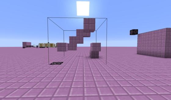 Structure collée avec 0.1 d'intégration. (10%)