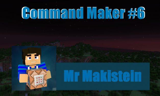 Command Maker #6