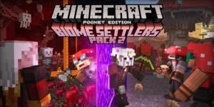 Nouveau pack de skins Minecraft P:E !