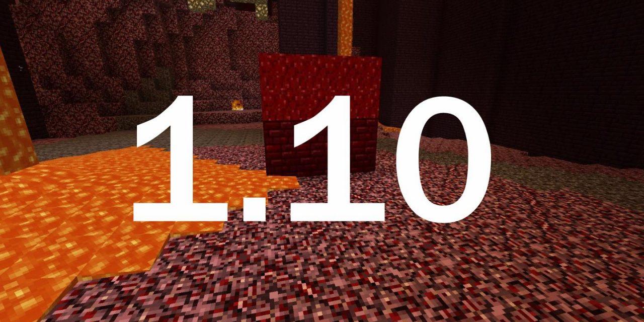 [1.10] Blocs du Nether