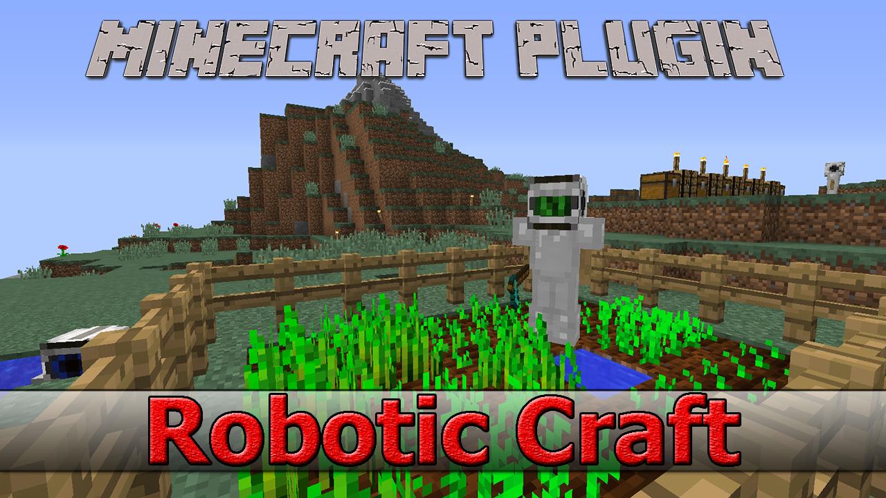 Plugin de bots minecraft forge