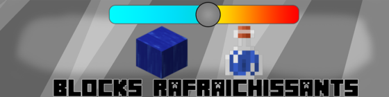 Blocks rafraichissants