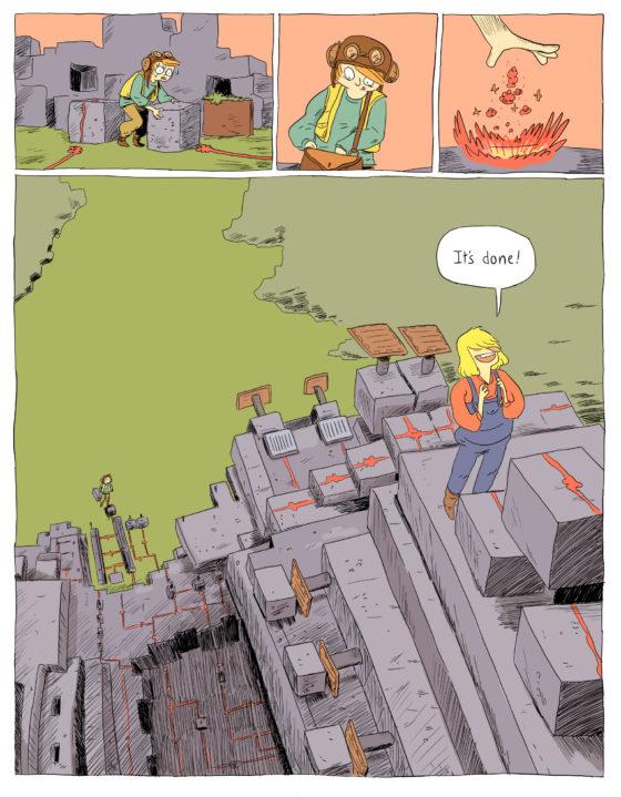 Comics minecraft 10