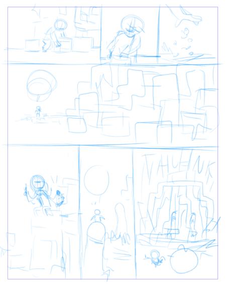 Comics minecraft 3
