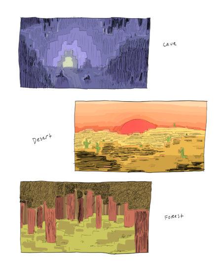 Comics minecraft 4