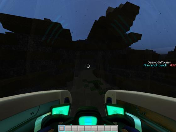 Oui on est dans minecraft