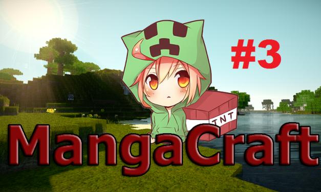 Mangacraft #3