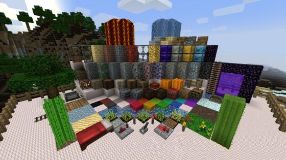 Vue d'ensemble des blocs