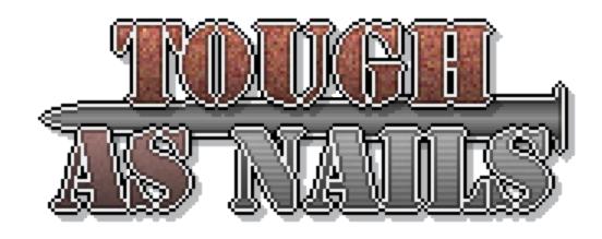 logo though as nails