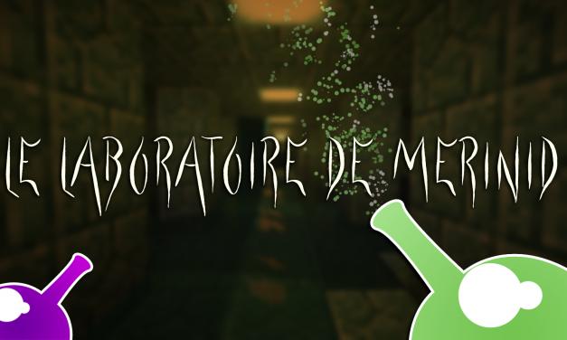 Le laboratoire de Mérinid