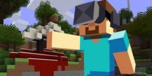 Minecraft VR sur Oculus Rift