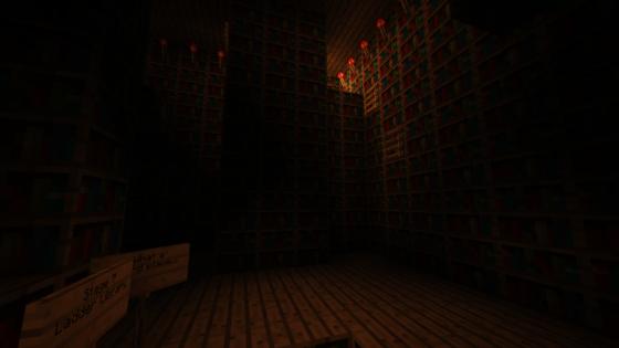 Niveau 7: Bibliothèque d'échelles
