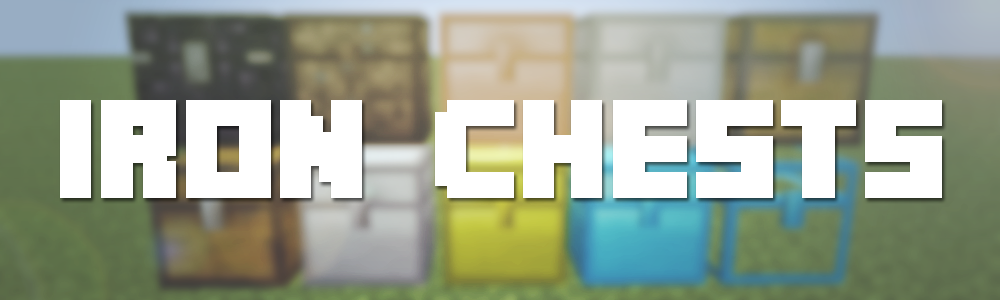 iron chests