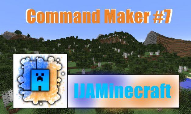 Command Maker #7