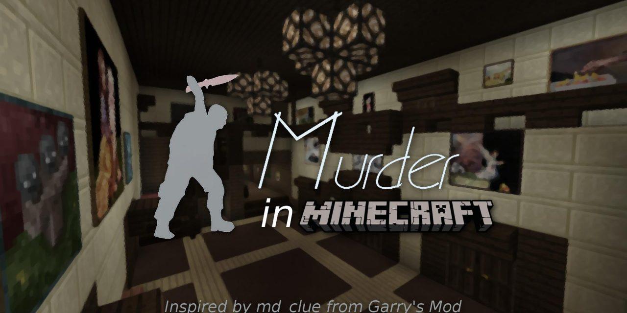 Murder in Minecraft