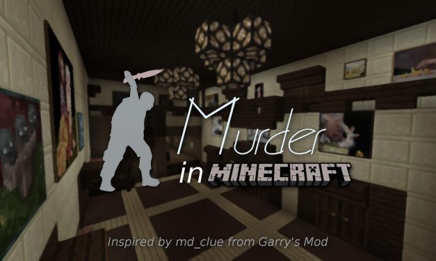 Murder in Minecraft