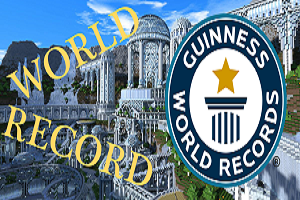 Les Records du monde Minecraft #1