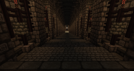 Le couloir de la fin.
