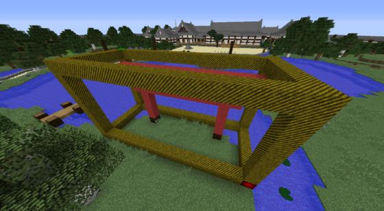 Instant Structures Mod Ism Minecraft Fr