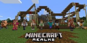 Minecraft et le cross-play