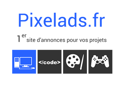 [Interview] Des projets ? Pixelads est là !