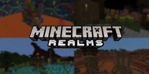 Nouvelles maps Minecraft Realms !