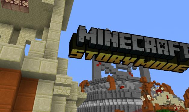 Minecraft Story Mode : la map !