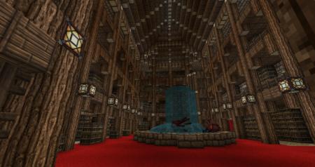 Une bibliothèque dans la citée