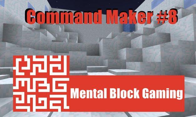 Command Maker #8