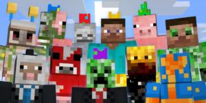 Anniversaire Minecraft Pocket Edition et trailer 1.0 !