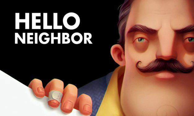 Hello Neighbor… ou son adaptation Minecraftienne