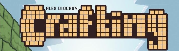 Crafting : La BD sur le thème de Minecraft !