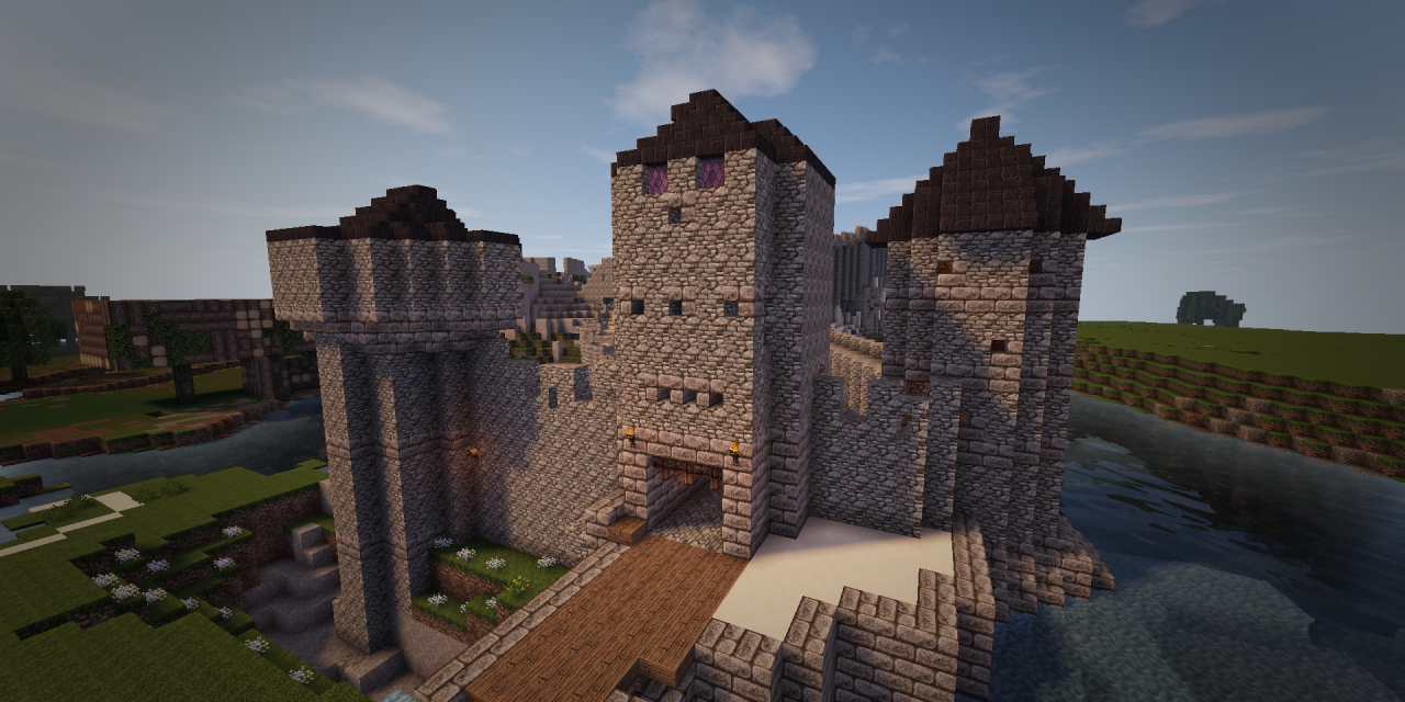 Minecraft au collège Jeanne-d'Arc !