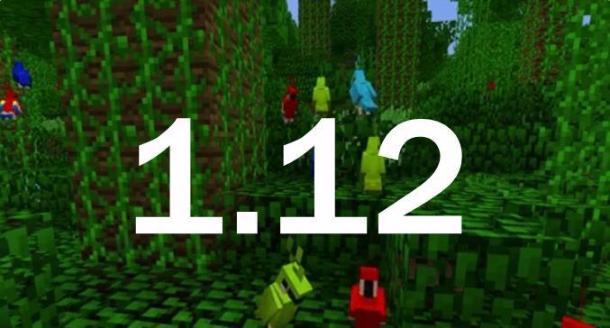 Plein d'infos pour la 1.12 !