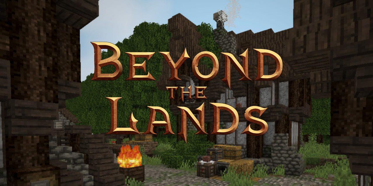 [Pack de Textures] Beyond The Lands – 1.12 → 1.15