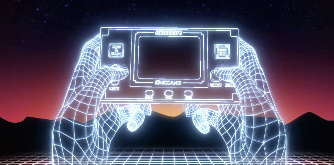 Mojang lance sa propre console !