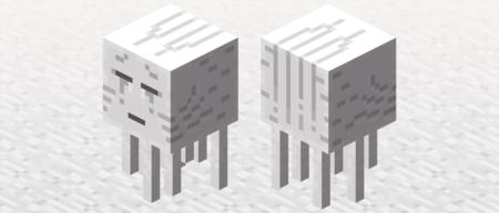 Minecraft Ghast (Minecraft.net)
