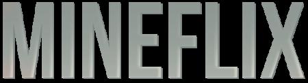 Netflix like (Mineflix logo)