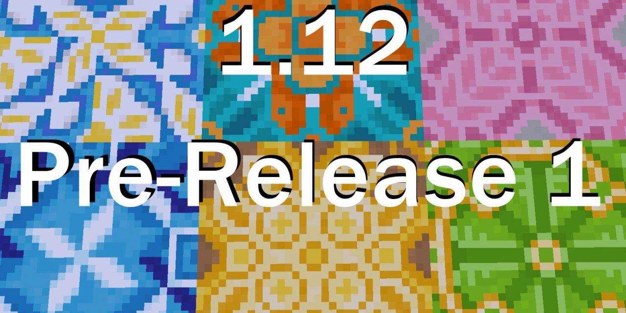 1.12 Pre-Release 1