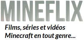 Quand Netflix débarque sur Minecraft !