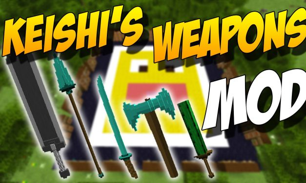 [Mod] Kaishi's Weapon Pack
