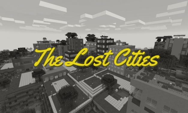 [Mod] The Lost Cities – 1.10.2 → 1.16.5