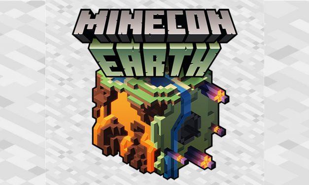 La Minecon Earth, c'est ce soir !