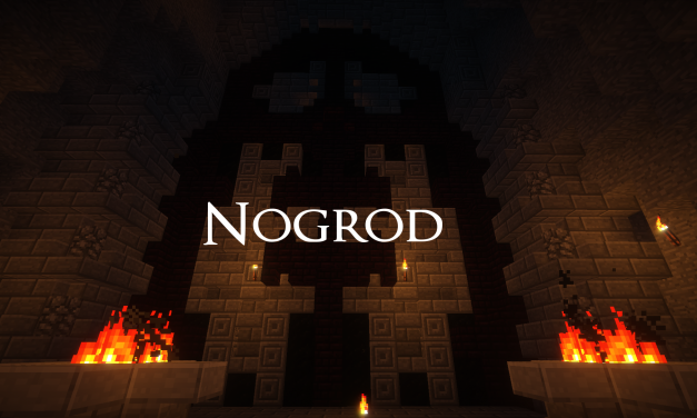 Une ville de Play-Minecraft.fr : Nogrod